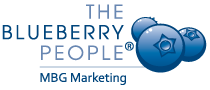 The Blueberry People Logo