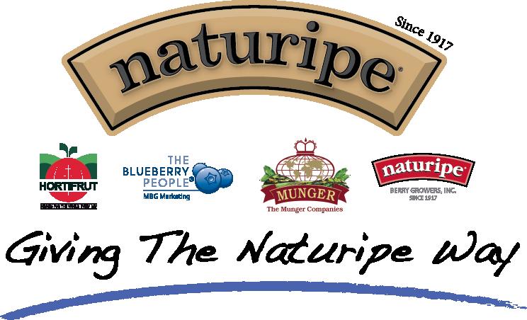 Giving the naturipe way