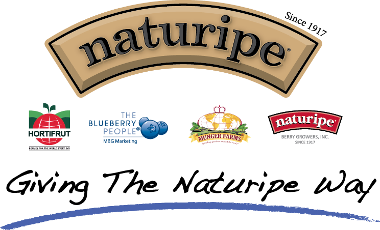 Giving the Naturipe Way