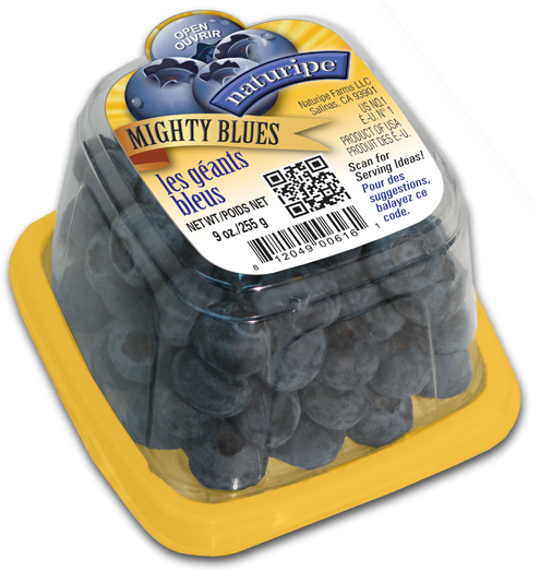 Mighty Blues Blueberries Best New Product