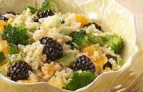 Blackberry Quinoa Salad
