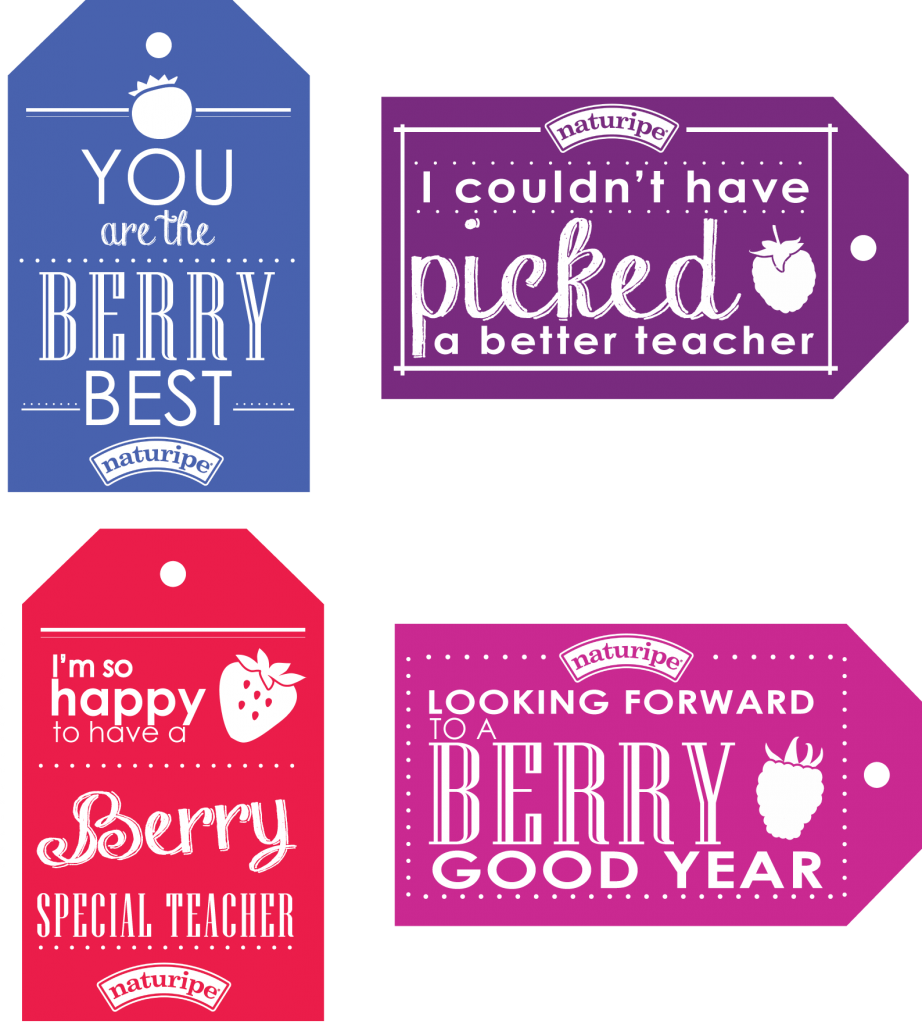 Greet the new teacher with naturipe berries free berry gift tags download naturipe printable gift tags negle Images