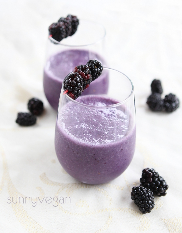 recipes with blackberries