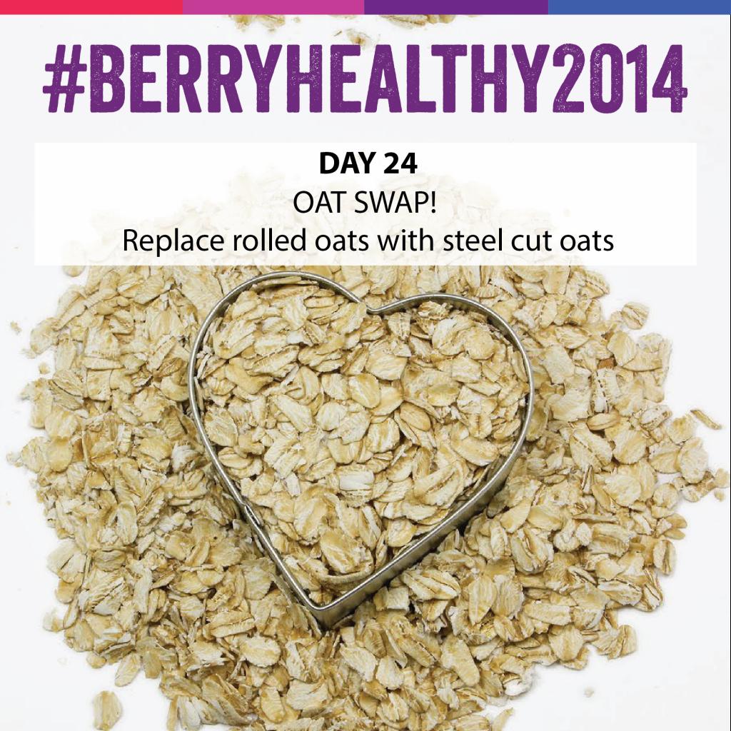 Fiber in steel cut oats