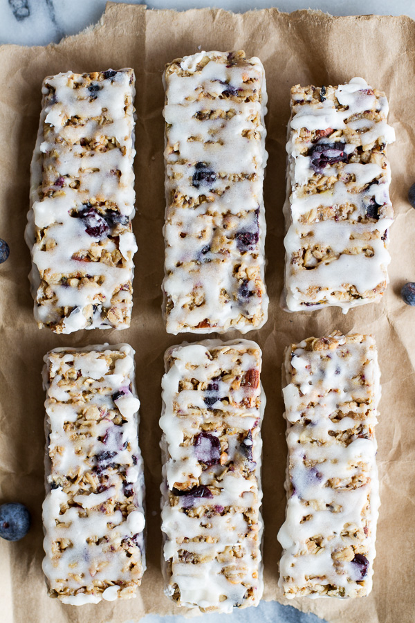 granola bar recipes with berries