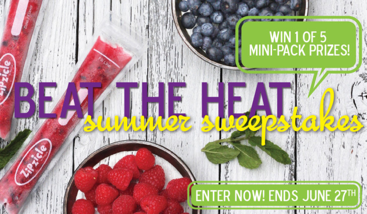 Beat the Heat Summer Sweepstakes - Naturipe Farms-01