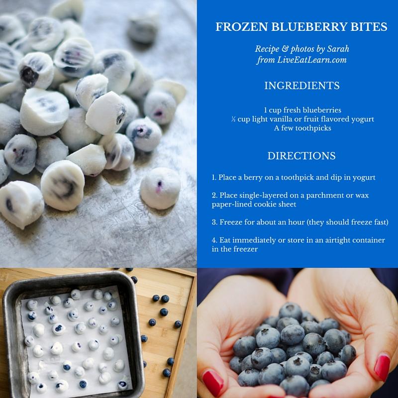 Frozen Blueberry Bites (1)